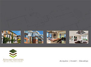 Adamo Estates Brochure
